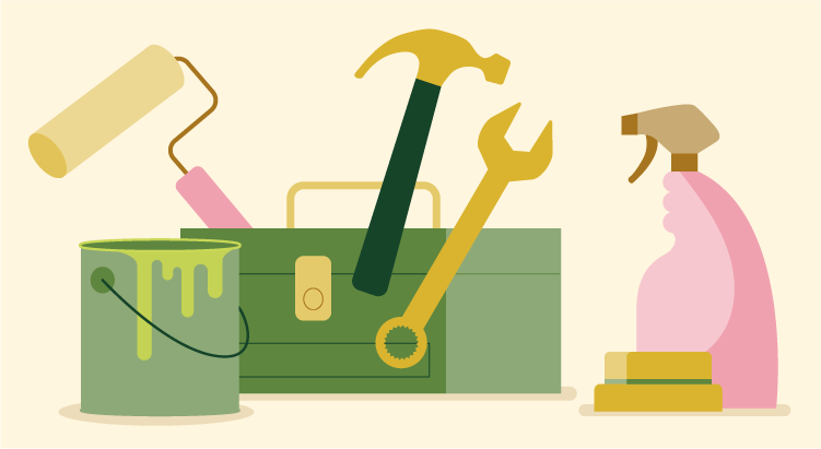 How to Prepare Your House for a Winning Sale This Spring [INFOGRAPHIC]   Simplifying The Market